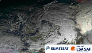 EUMETSAT Land Surface Analysis Satellite Applications Facility (CDOP-3)