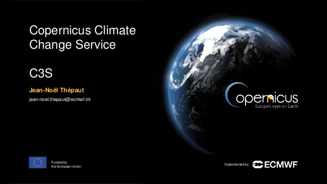 EOLAB Starts Activities At The Copernicus Climate Change Service (C3S)