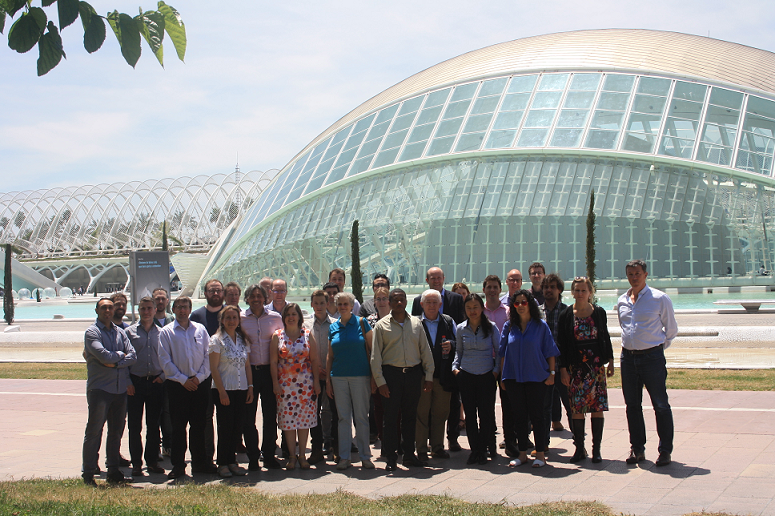 EOLAB Hosted The Annual Meeting Of The Copernicus Global Land Service