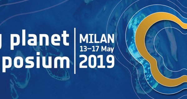 EOLAB In The ESA Living Planet Symposium, Milan, 2018